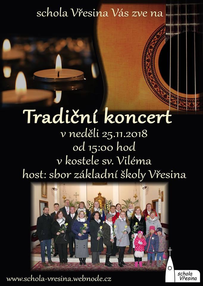 Tradiční koncert
